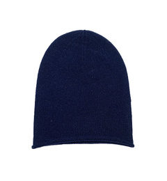Cuffless Beanie - Art. Dark Blue