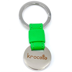 Keychain - Art. Stalkey (Green Silver)