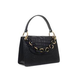 Handbag - Art. Flora 22 (Black)