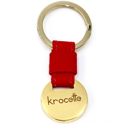Keychain - Art. Stalkey (Red Gold)