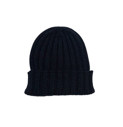 Cuffed Beanie - Art. Black