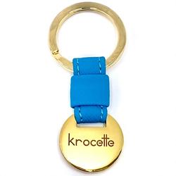 Keychain - Art. Stalkey (Azure Gold)