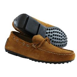 Loafers - Art. Car Lacci Cam Cuoio 2
