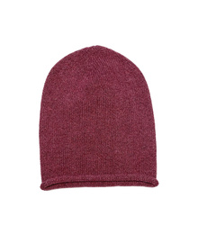 Cuffless Beanie - Art. Antique Red