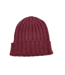 Cuffed Beanie - Art. Antique Red