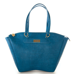 Shopping Bag - Art. Pinova Azure