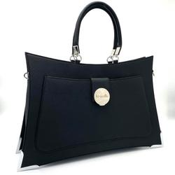 Day Bag - Art. Gala (Black Silver)