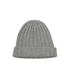 Cuffed Beanie - Art. Light Grey