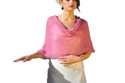 Shawl - Art. Mohir & Silk (Colored)
