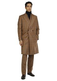 Jacket - Art. YARI V7AGT.14FW21-22 - OCHER CHECK