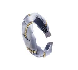 Rhinestone Braid Headband