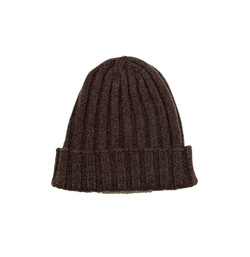 Cuffed Beanie - Art. Brown