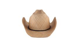 Cowboy Straw Hat - Art. 28FM397C538