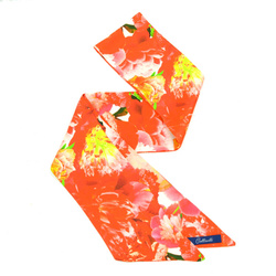 Twilly - Art. Twilly Full Bloom in Red-Orange, Chinese Red and Bright Yellow