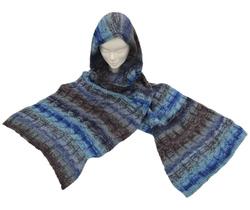 Hooded Scarf - Art. J2
