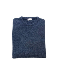 Round Neck Sweater - Art. Dark Grey