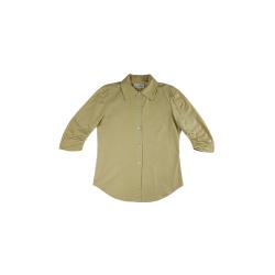 Shirt - Art. Daily Regular Shirt (Golden Beige)