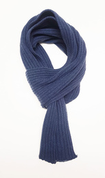 Scarf - Art. Blue