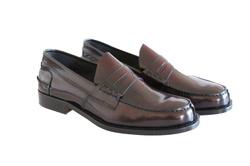Loafers - Art. Clg 1 Spazzolato Bordò