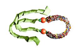 Necklace - Art. Summer Collar