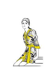 Kimono - Art. O9955L