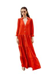 Dress - Art. Alice Maxi Summer Seta