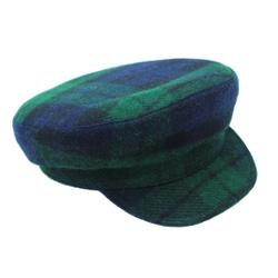 Hat - Art. Marine tartan 5