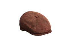 Hat - Art. Polly Cerruti Herring Red