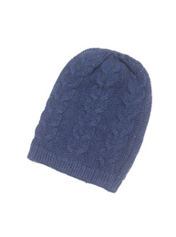 Braid's Beanie - Art. Blue