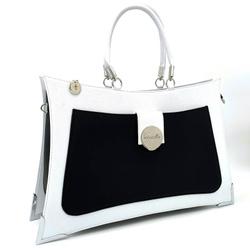Day Bag - Art. Gala (White Black)