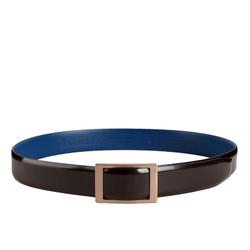 Belt - Art. Vitello Abrasivato Testa di Moro