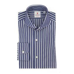 Shirt - Art. Stripes Blue