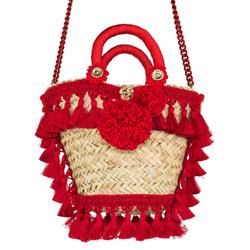 Shoulder Bag - Art. Coffetta Fanciulla Rossa