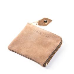 Wallet - Art.  Camoscio Sabbia