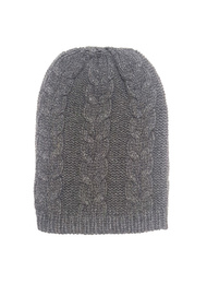 Braid's Beanie - Art. Grey