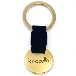 Keychain - Art. Stalkey (Black Gold)