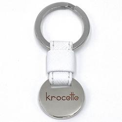 Keychain - Art. Stalkey (White Silver)