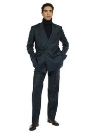 Suit - Art. MEIKO SUIT V5AGT.61FW21-22 - GREEN CHECK