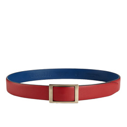 Belt - Art. Alce Semipiatta Rubino