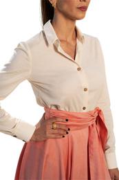 Long-sleeved shirt - Art. Peonia