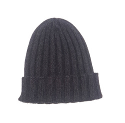 Cuffed Beanie - Art. Dark Grey