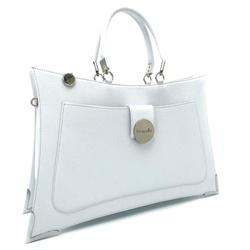 Day Bag - Art. Gala (White Silver)