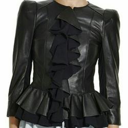 Leather Jacket - Art. LJ001