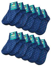 Socks - Art. 12B (Fantasy Blue)