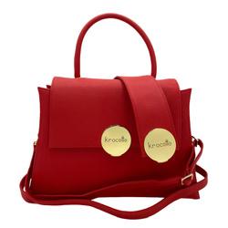 Shoulder Bag - Art. Gala Medium (Red Gold)