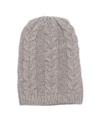Braid's Beanie - Art. Light Grey