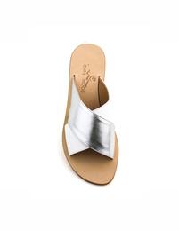 Sandals - Art. Solange Bianco e Argento