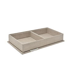 Art. Tray with Divider