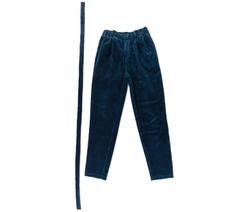 Velvet Ribbed Trousers