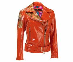 Leather Jacket - Art. 20003 - 800